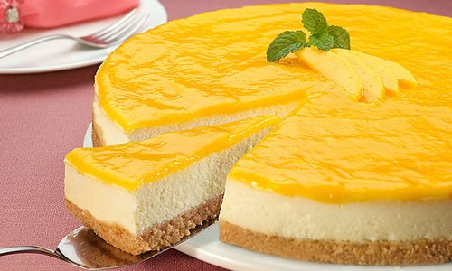 Limonlu Yoğurtlu Cheese Kek Tarifi