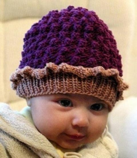 mor nohut modeli bebek bere