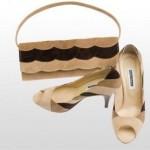 ayakkabı ve çanta takımı
