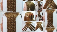 Sepet Saç Örgüsü Modelleri