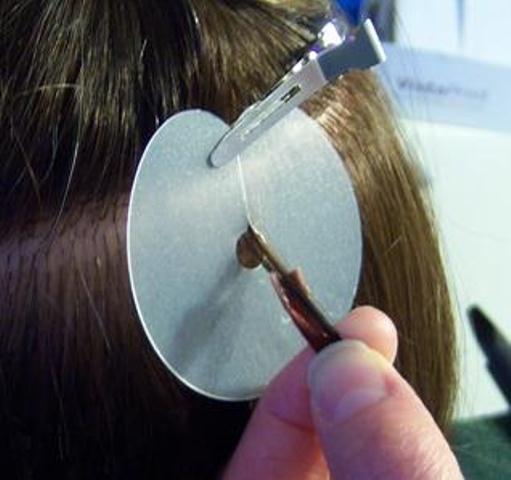 Как сделать капсулы на волосы