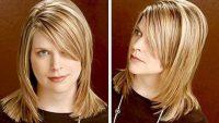Düz Saç Modelleri ve Şekilleri