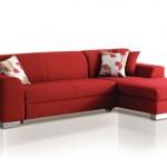 toronto kırmızı yataş enza köşe takımı
