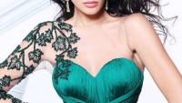 Koyu Renk Sevenler İçin Abiye Elbise Modelleri