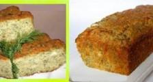 Deriotlu Peynirli Kek Oktay Usta